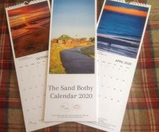 Calendar £6 each or 2 for £10