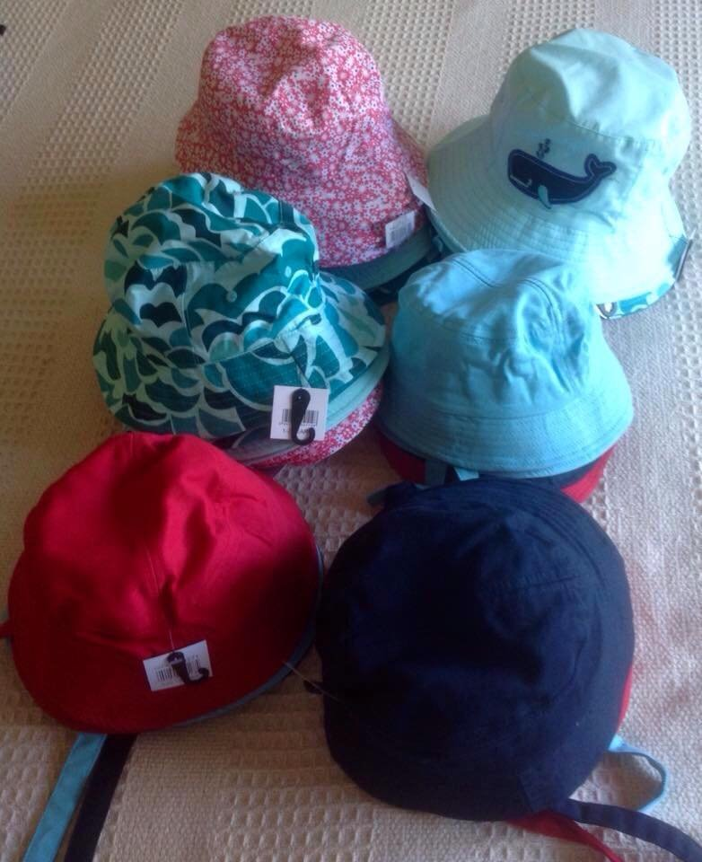 Childrens hats £5.00 each